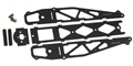 XTREME RACING XR20029 1/24 Carbon Fiber Drag Racing Chassis