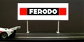 Royale Slot Car Accessories Z5019 1/32 FERODO Classic Trackside Sign