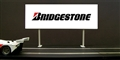 Royale Slot Car Accessories Z5026 1/32 BRIDGESTONE Trackside Billboard