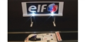 Royale Slot Car Accessories Z5503 1/32 ILLUMINATED ELF Classic Trackside Sign
