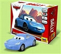 "ZVEDA ZVE2015 1/43 Snap Together Model ""SALLY"" Disney Pixar ""Cars / Cars2"""