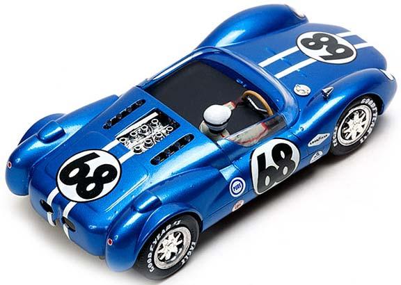 NEW Rare Monogram Series II 1/32 Cooper Ford Slot Car / Model Body Kit